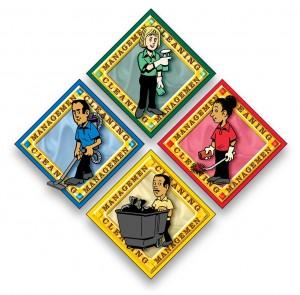 4 Team Specialist Logos
